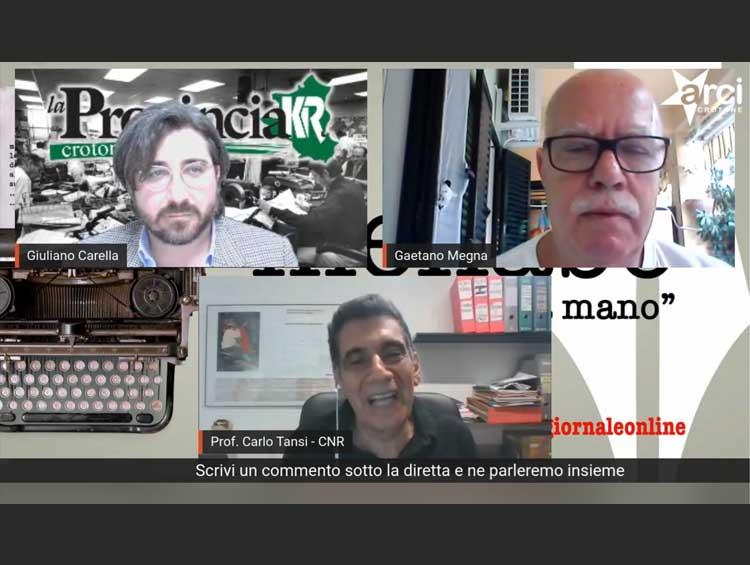 Menabo': puntata del 23/06/2020