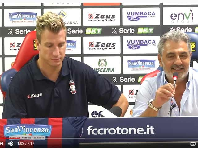Vrenna: come promesso ecco Lopez proveniente dal Brasile
